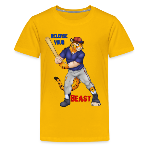 Release Your Beast - Kids' Premium T-Shirt