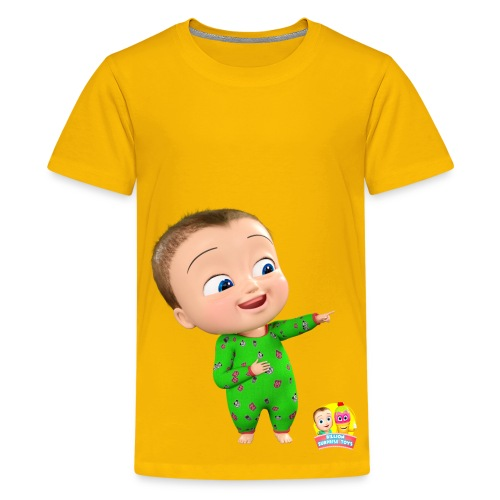 BABY JOHNNY FUN TIME - Kids' Premium T-Shirt