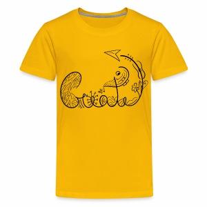 Creative - Kids' Premium T-Shirt