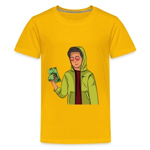 iCarriedYou Drawn Out - Kids' Premium T-Shirt