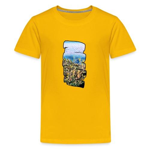 0834D9EF FDC1 4F57 B608 80F2A1A20684 - Kids' Premium T-Shirt