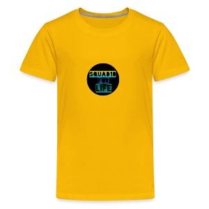 PJ Souffrant brand - Kids' Premium T-Shirt