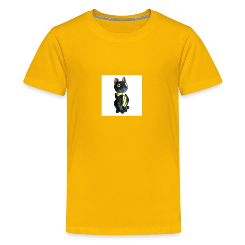 Sir mews alot - Kids' Premium T-Shirt