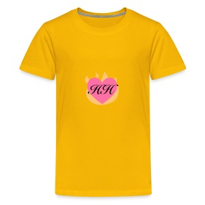 One Helluva Homemaker Logo - Kids' Premium T-Shirt
