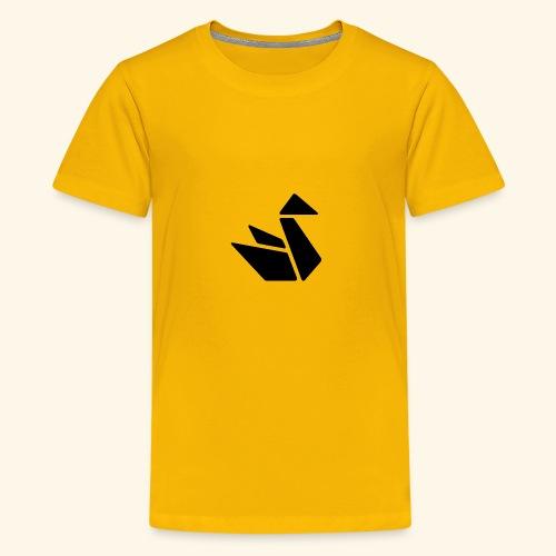 Swan Merch - Kids' Premium T-Shirt