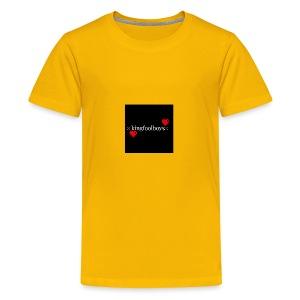 KIngfoolboys - Kids' Premium T-Shirt