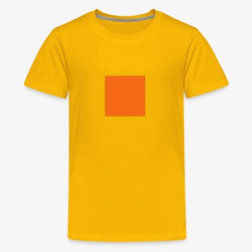 Simple square - Kids' Premium T-Shirt