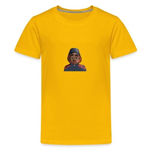 Aye Black Kid - Kids' Premium T-Shirt