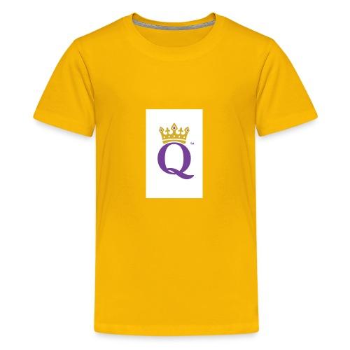 QUEEN CASE - Kids' Premium T-Shirt