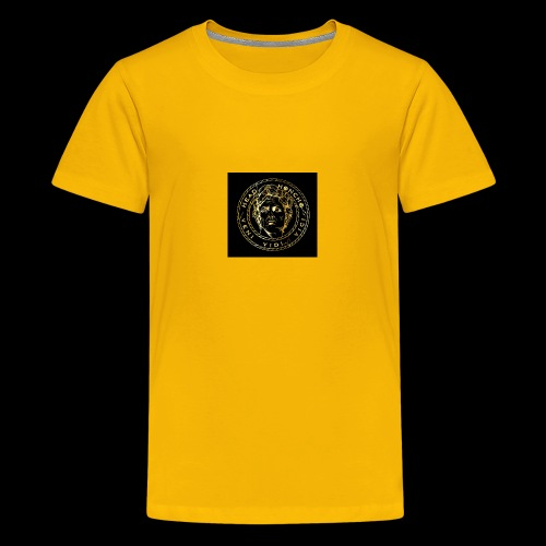 CAESAR GOLD1 - Kids' Premium T-Shirt