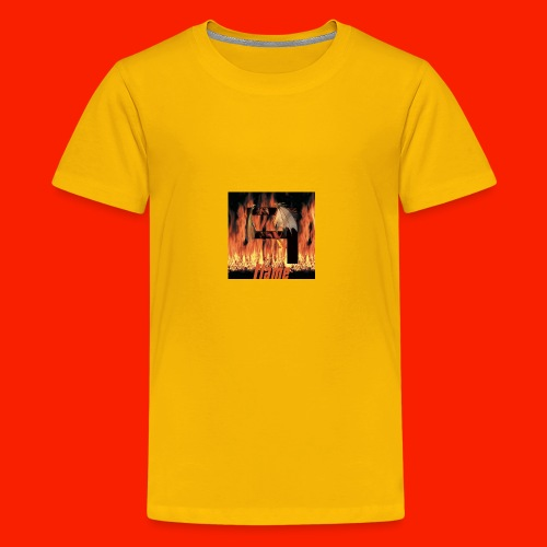 FAJ Flame Merch - Kids' Premium T-Shirt