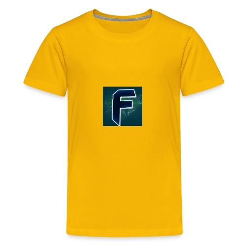 My New Logo Shirt - Kids' Premium T-Shirt