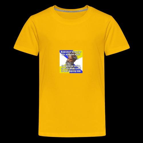 Hypocrite god - Kids' Premium T-Shirt