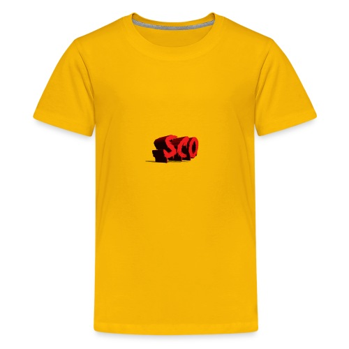 Scoo - Kids' Premium T-Shirt