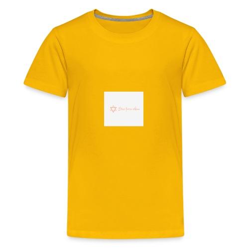 31419AB7 A0F6 40D1 94AD 2406FAE80D83 - Kids' Premium T-Shirt