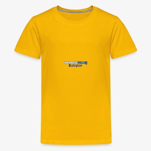 FortressValley - Kids' Premium T-Shirt