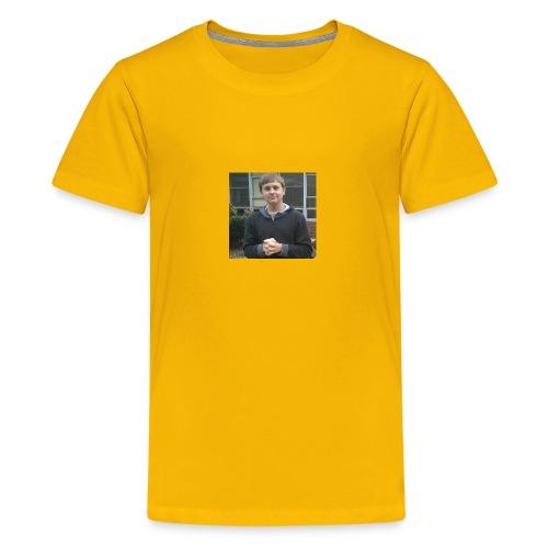 I WANT TO MAKE LOVE TO THIS BOWL CUT - Kids' Premium T-Shirt