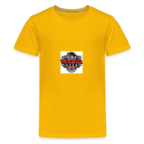 shirt logo design graphic design portfolio ur art - Kids' Premium T-Shirt