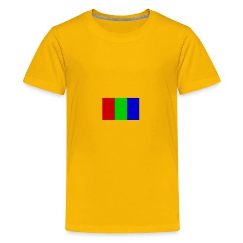 Dum Dums Flag - Kids' Premium T-Shirt