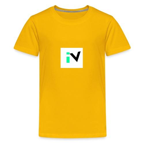 Isaac Velarde merch - Kids' Premium T-Shirt