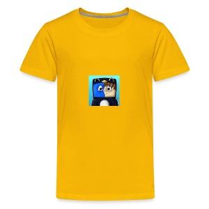 ItsTitan Masscott Merch - Kids' Premium T-Shirt