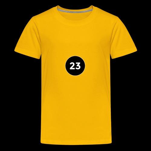 23 2014 logo - Kids' Premium T-Shirt