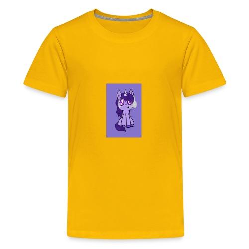 Sweetie Gamer Unicorn - Kids' Premium T-Shirt