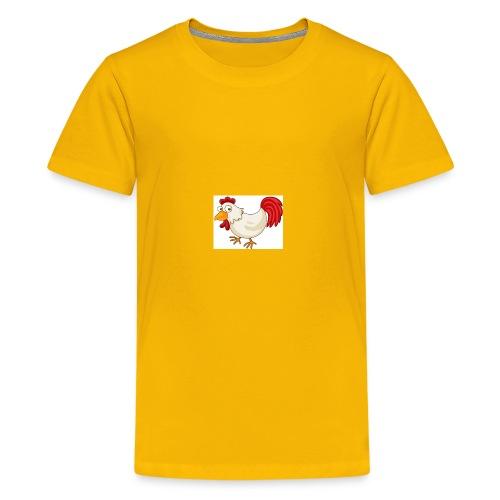 chicken the fredy - Kids' Premium T-Shirt