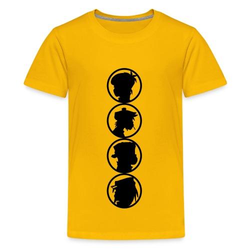 sillhouet - Kids' Premium T-Shirt