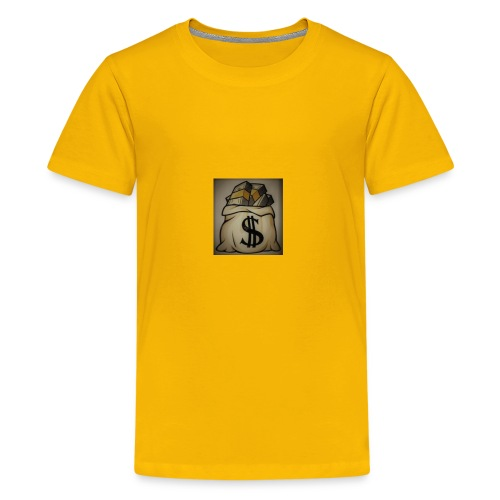 Money Bags - Kids' Premium T-Shirt