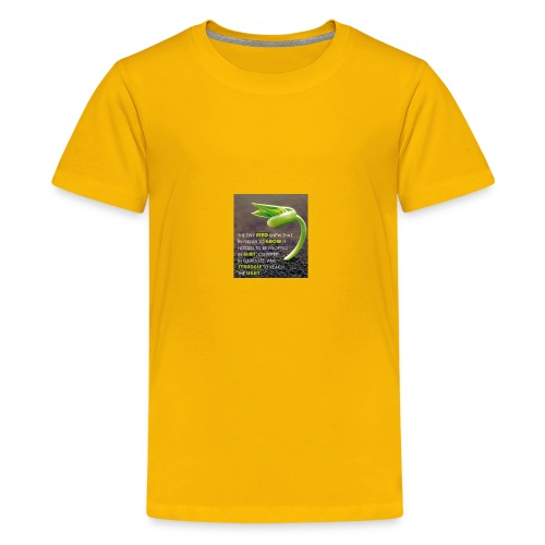 The Seed - Kids' Premium T-Shirt