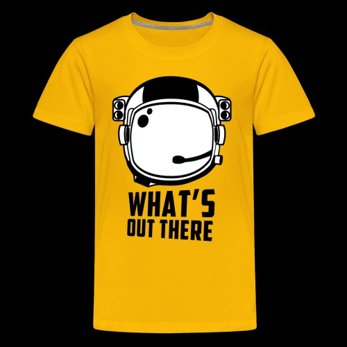 WHAT'S OUT THERE - Kids' Premium T-Shirt