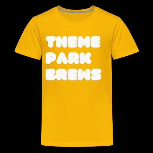 Theme Park Brews - Kids' Premium T-Shirt