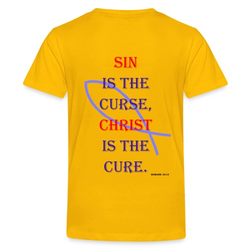Sin The Curse - Kids' Premium T-Shirt