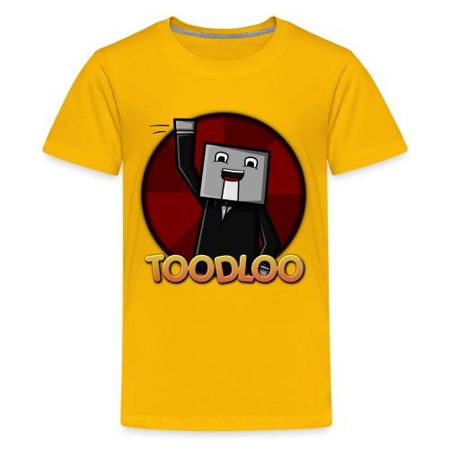Toodloo png - Kids' Premium T-Shirt