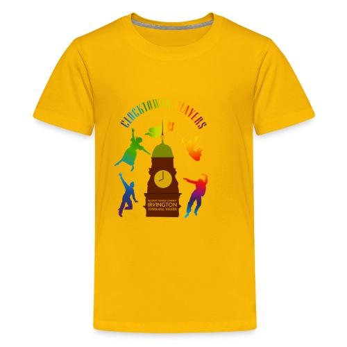 NU LOGO - Kids' Premium T-Shirt
