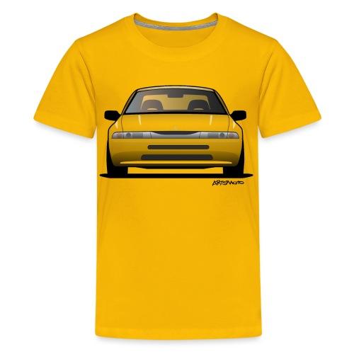subaru_svx_sticker_clear - Kids' Premium T-Shirt