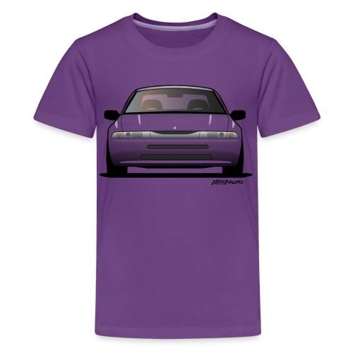 Subaru Alcyone SVX Modern JDM Icon Sticker - Kids' Premium T-Shirt