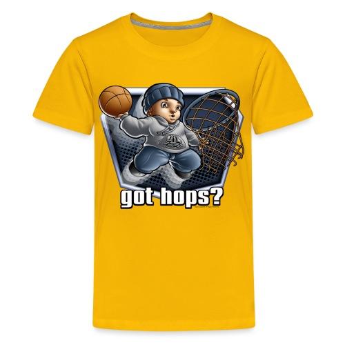 Got Hops by RollinLow - Kids' Premium T-Shirt