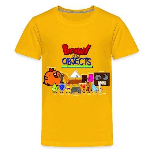 BOTO T Shirt Picture png - Kids' Premium T-Shirt