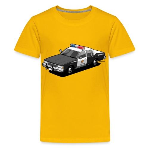 Caprice Classic Police Ca - Kids' Premium T-Shirt