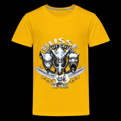 Busse Knife Group Logo - Kids' Premium T-Shirt