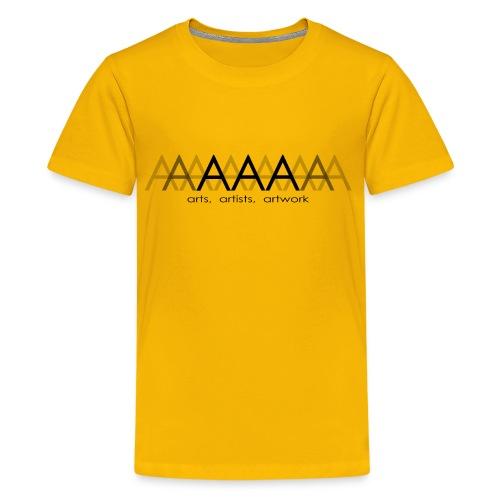 Arts, Artists, Artwork - Kids' Premium T-Shirt