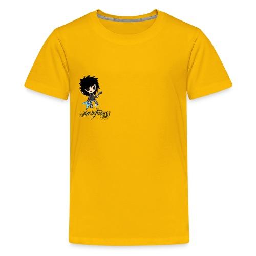 axelofabyss self portrait - Kids' Premium T-Shirt