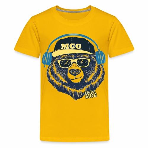 MCG BEAR - Kids' Premium T-Shirt
