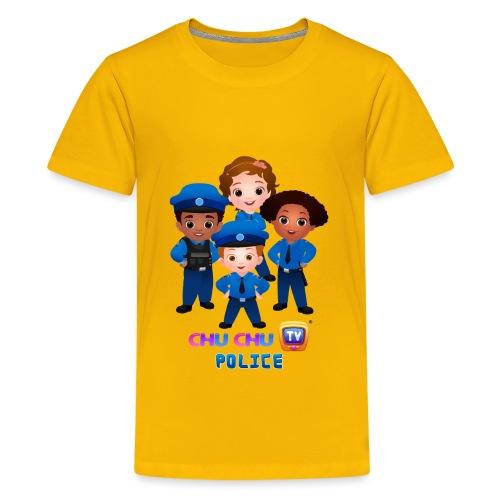 ChuChu TV Police - Kids' Premium T-Shirt