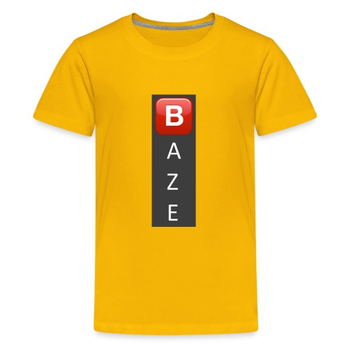 Baze Logo T - Kids' Premium T-Shirt