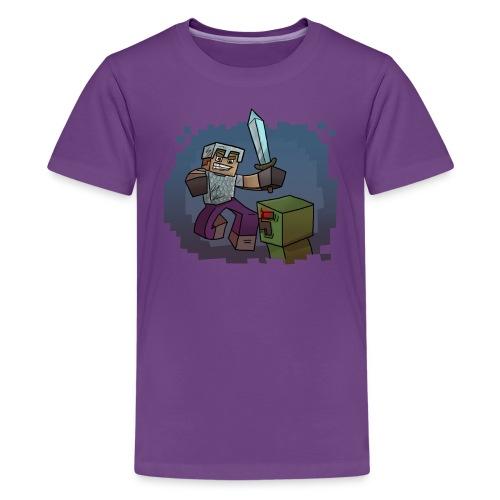 revengetshirt3 tshirts - Kids' Premium T-Shirt