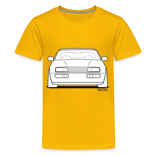 Wolfsburg Rado Outline - Kids' Premium T-Shirt