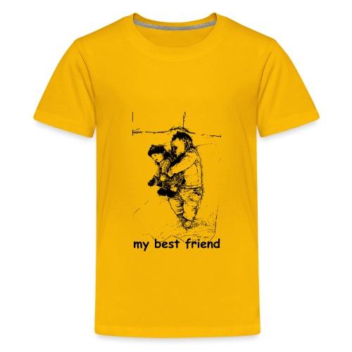 My Best Friend (baby) - Kids' Premium T-Shirt